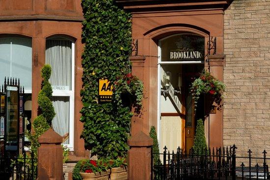 Brooklands Guest House : Entrance
