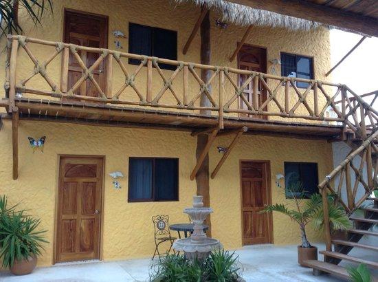 Hotel Casa Lupita: El interior del hotel
