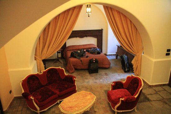 Ai Cartari B&B: Suite on Lower Level
