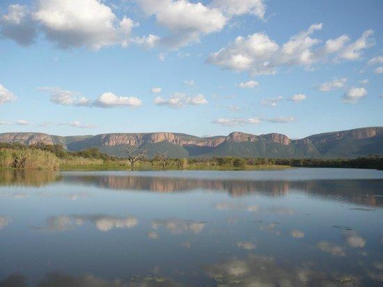 Marataba Safari Lodge: the view