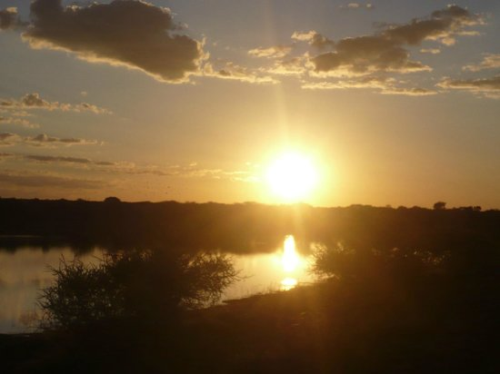 Marataba Safari Lodge: Sunset