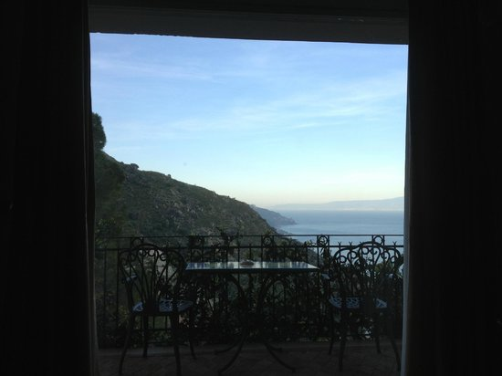 Hotel Villa Ducale: View from Deluxe Suite