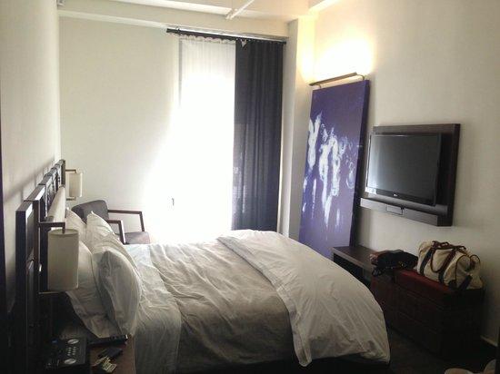 Refinery Hotel New York Room Service