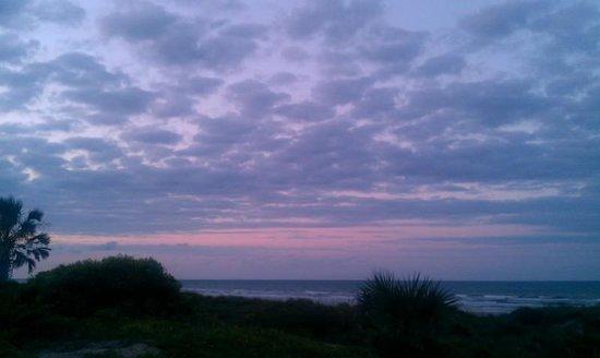 Beachers Lodge: Oceanviews!!!