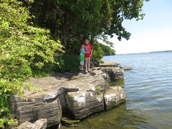Joe Wheeler State Park: Beautiful Hiking Along River