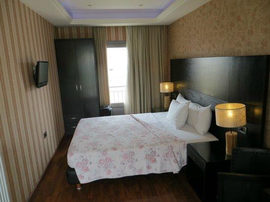 Ξενοδοχείο Άρεως: Top floor suite room