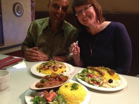 Marhaba: wonderful food, friendly service