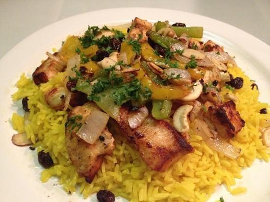 Marhaba: Sanju's grilled chicken special