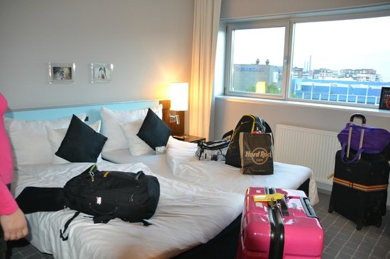 First Hotel Copenhagen: room