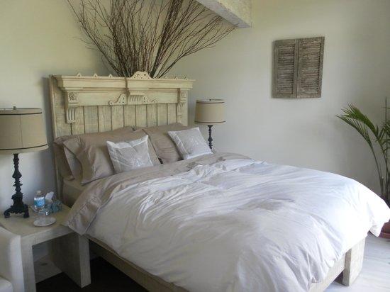 Villa Côté Sud: un lit douillet
