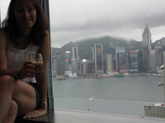 Hotel ICON: Enjoying the view