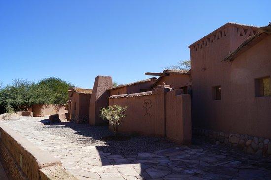 Altiplanico Atacama: Vista exterior de las habitaciones