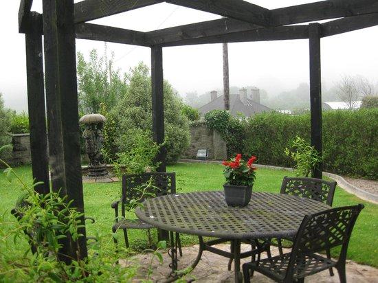 Lakeland House: Killaloe morning fog