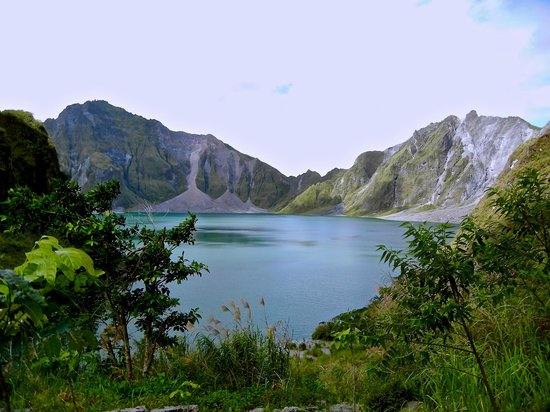Botolan, Filippinene: Lake Pinatubo