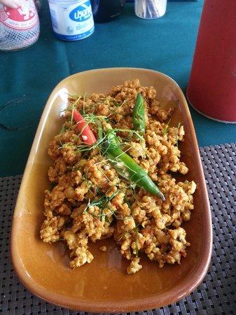 Shambala Restaurant: Kua Kling Moo