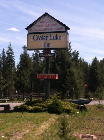 Eagle Crater Lake Inn: Crater Lake Inn