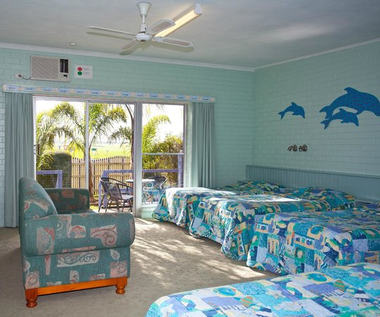 Inverloch Motel: Family rooms available as are twin rooms