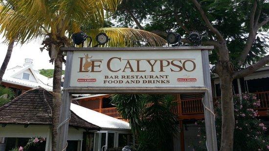 Le  Calypso