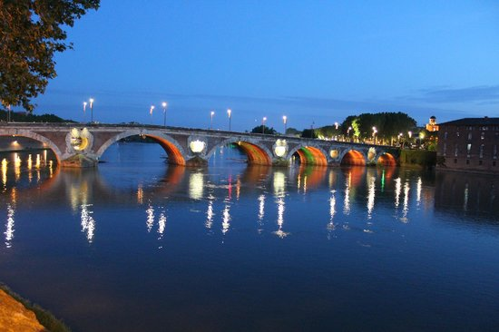 Garonne : a must in the evening!