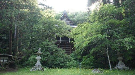 Tokoin Seisuiji Temple: 救世殿