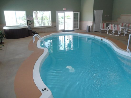 LakeHouse Hotel: Indoor pool