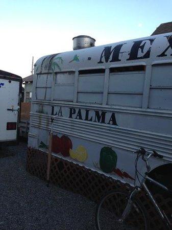 Taqueria Las Palmitas: The bus