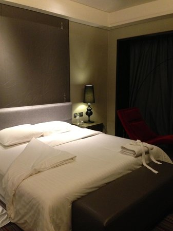 Le Meridien Chongqing Nan'an: Room