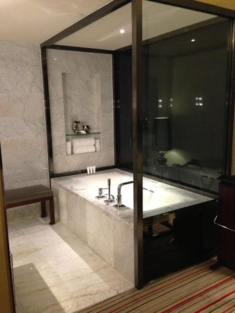 Le Meridien Chongqing Nan'an: Bathroom