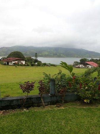 GHL Comfort Hotel Los Heroes: Vista del Lago Arenal