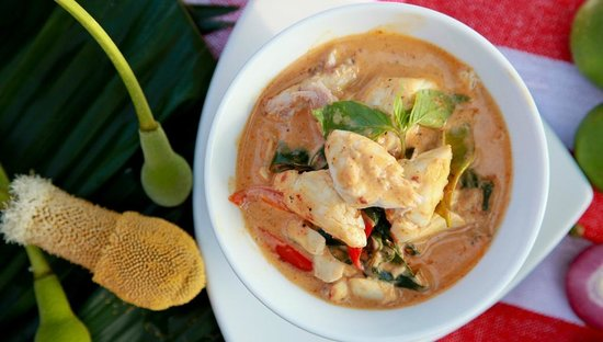 Baba Soul Food: Andaman Crab-meat-in-Yellowcurry at Baba Sould Food Top Restaurants in Phuket