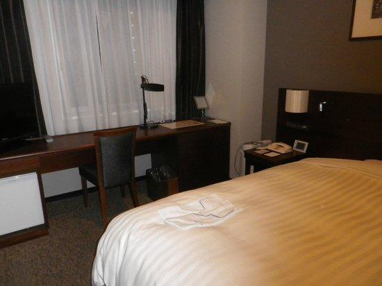 Hotel Mets Komagome : シングルルームです