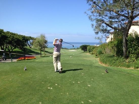 Monarch Beach Golf Links The Pacific