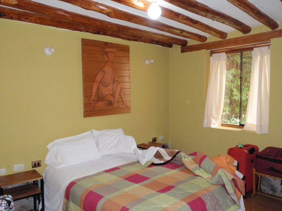 Hotel Samanapaq: bedroom
