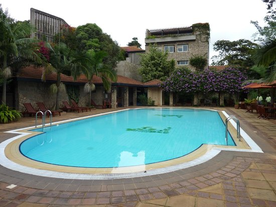 Fairview Hotel: Pool