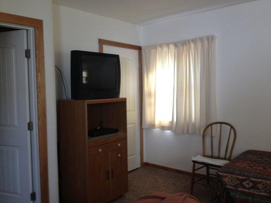 Hillcrest Cottages: Bedroom