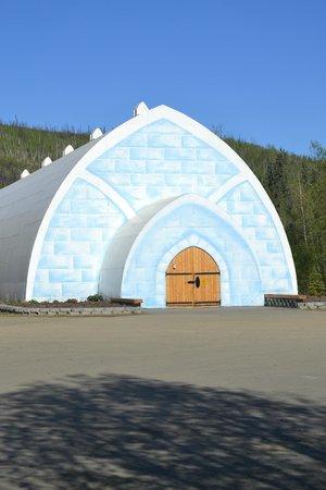 Chena Hot Springs Resort: Ice Musuem