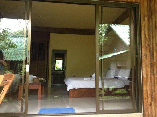 K.B. Resort: ด้านในห้อง