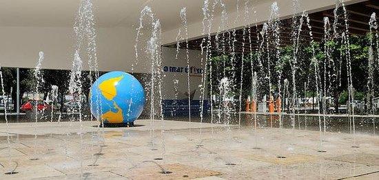 Pabellón del Conocimiento (Ciencia Viva): Pavilhao do Conhecimento (Science Museum), Lisbon