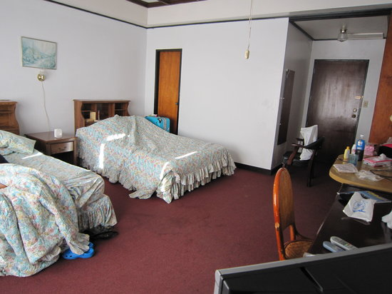 VIP Guest Hotel: 部屋です。結構広くて快適でした。