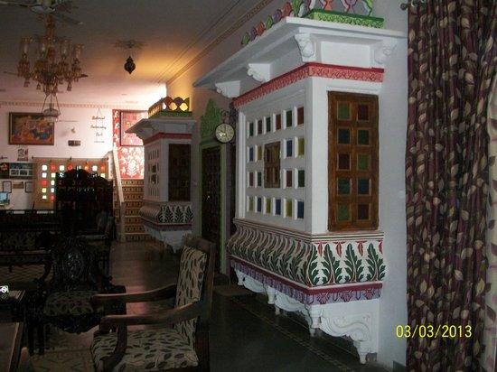 Kurabar Kothi & ZO Rooms: lobbby