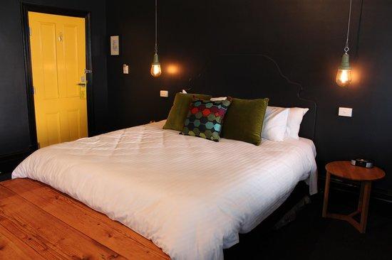 The Franklin Boutique Hotel: Super comfy beds