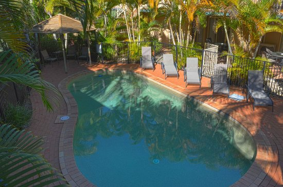 Mariner Bay Apartments: Heated Salt Water Pool