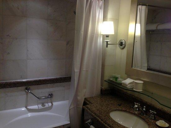 JW Marriott Hotel Rio de Janeiro: Bathroom
