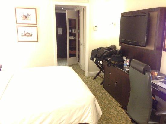 JW Marriott Hotel Rio de Janeiro: Comfortable room