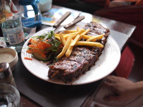 Dam Steakhouse : Ribs