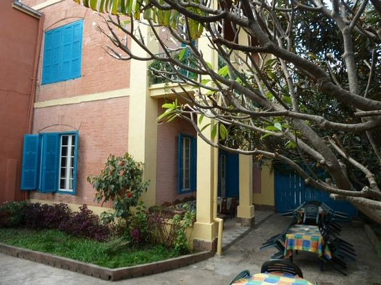 Au jardin d 39 antanimena hotel antananarivo madagascar for Au jardin guesthouse