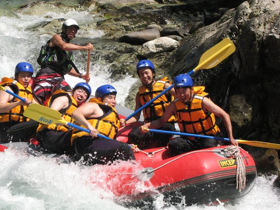 Nature Navigator Rafting Tour