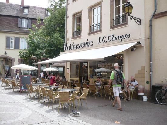 Patisserie confiserie salon the clergue j c colmar restaurant avis num ro de t l phone - Salon de massage a colmar ...