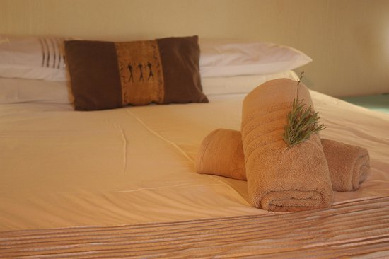 Hippo Pools Resort: Bedroom