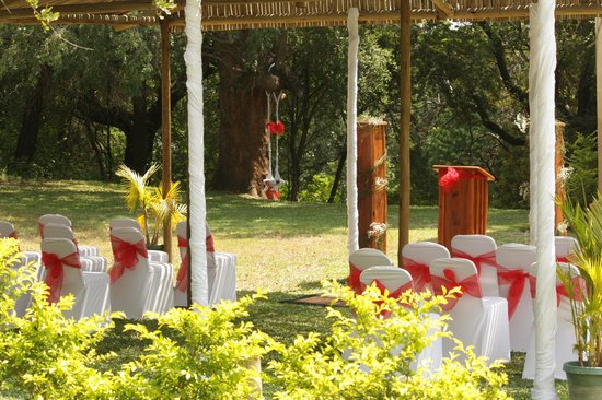 Hippo Pools Resort: Wedding Chapel